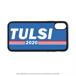 Tulsi Gabbard iPhone X Case