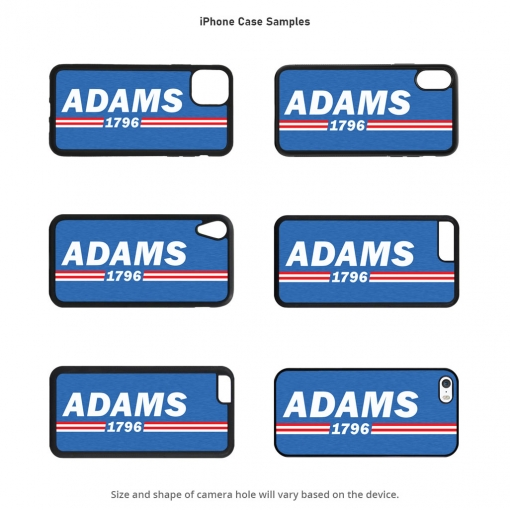 John Adams iPhone Cases