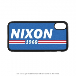 Richard Nixon iPhone X Case