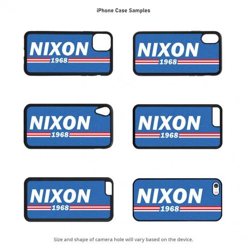 Richard Nixon iPhone Cases