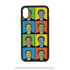 Hillary Clinton iPhone X Case