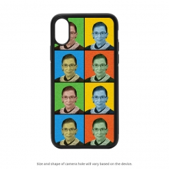 Ruth Bader Ginsburg iPhone X Case