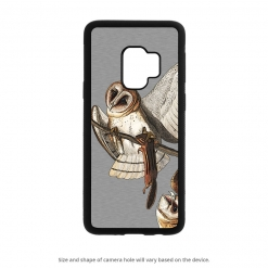 Barn Owl Galaxy S9 Case