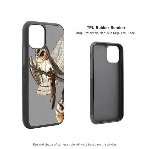 Barn Owl iPhone 11 Case