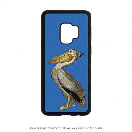 American White Pelican 2016 Galaxy S9 Case