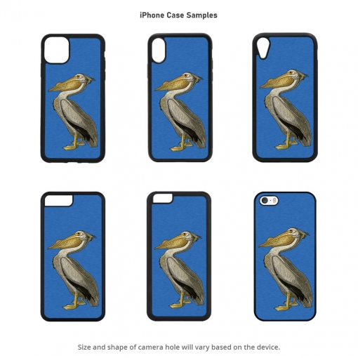 American White Pelican iPhone Cases