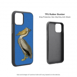 American White Pelican iPhone 11 Case