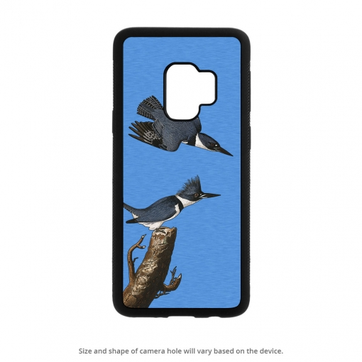 Belted Kingfisher 2016 Galaxy S9 Case