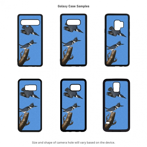 Belted Kingfisher 2016 Galaxy Cases