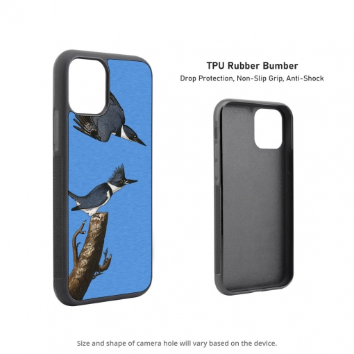 Belted Kingfisher iPhone 11 Case