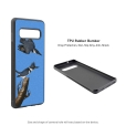 Belted Kingfisher 2016 Samsung Galaxy S10 Case