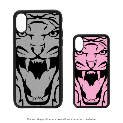 Tiger Head iPhone X Case