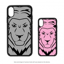 Lion Head iPhone X Case