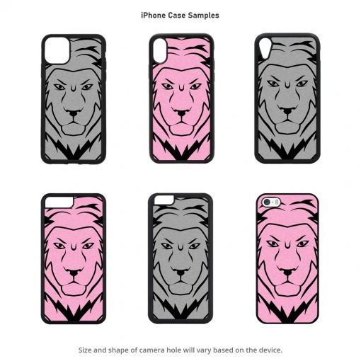 Lion Head iPhone Cases