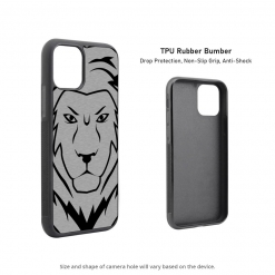 Lion Head iPhone 11 Case