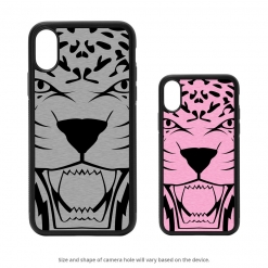 Jaguar Head iPhone X Case