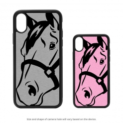 Horse Head iPhone X Case