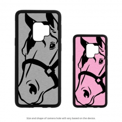 Horse Head Galaxy S9 Case