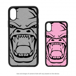 Gorilla Head iPhone X Case