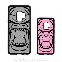 Gorilla Head Galaxy S9 Case