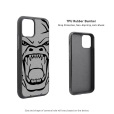 Gorilla Head iPhone 11 Case