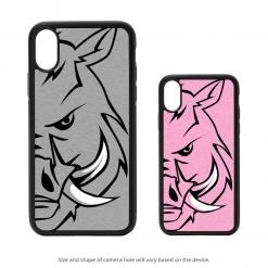 Wild Hog Head iPhone X Case