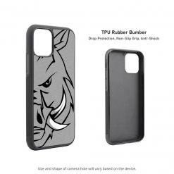Wild Hog Head iPhone 11 Case