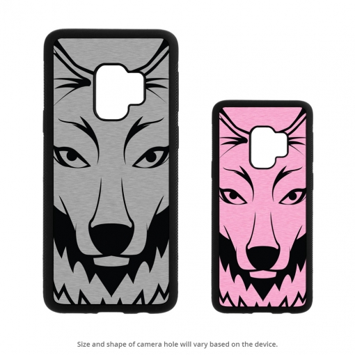 Wolf Head Galaxy S9 Case