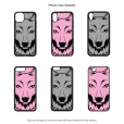 Wolf Head iPhone Cases