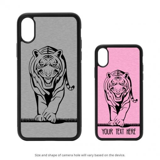 Tiger iPhone X Case