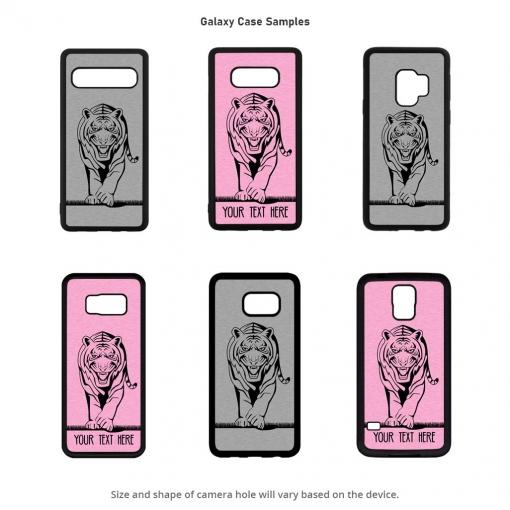 Tiger Galaxy Cases