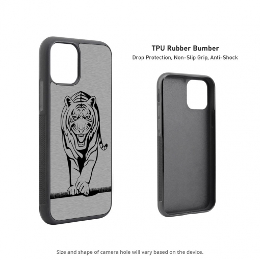 Tiger iPhone 11 Case
