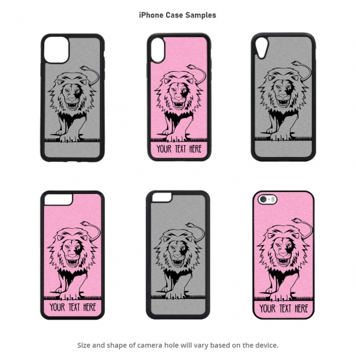 Lion iPhone Cases
