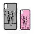 Elephant iPhone X Case