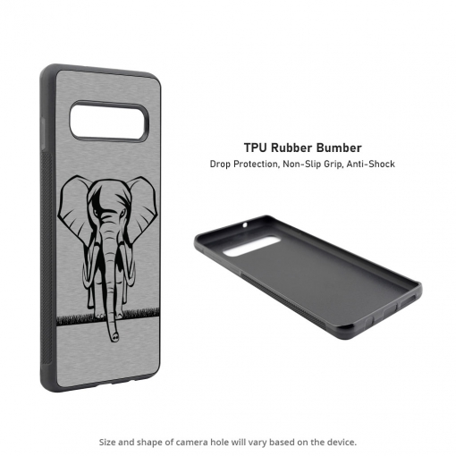 Elephant Samsung Galaxy S10 Case