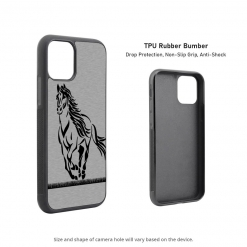 Running Horse iPhone 11 Case