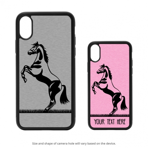 Rearing Horse iPhone X Case