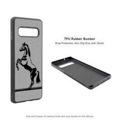 Rearing Horse Samsung Galaxy S10 Case