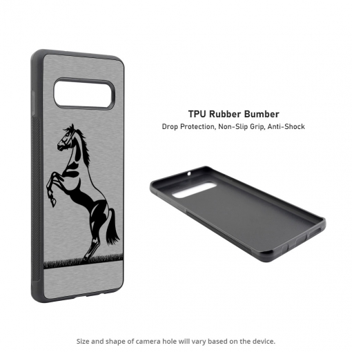Rearing Horse Samsung Galaxy S10 Case