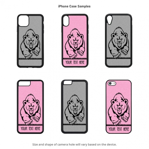 Grizzly Bear iPhone Cases