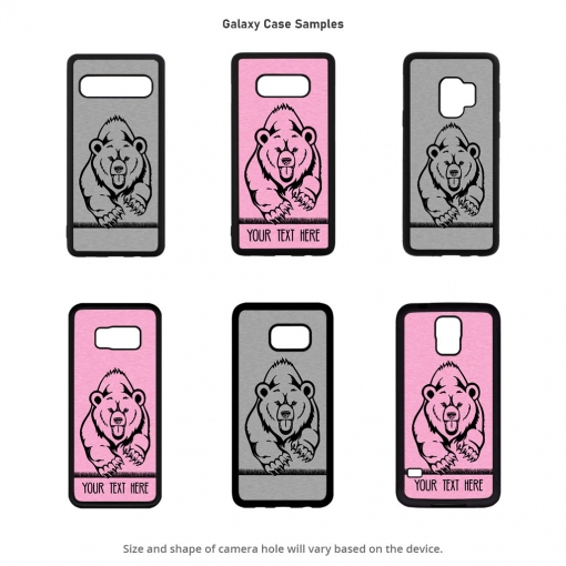 Grizzly Bear Galaxy Cases