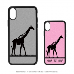 Giraffe iPhone X Case