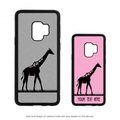 Giraffe Galaxy S9 Case