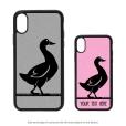 Duck iPhone X Case