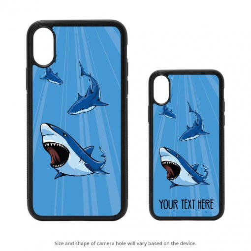Sharks iPhone X Case