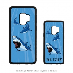 Sharks Galaxy S9 Case