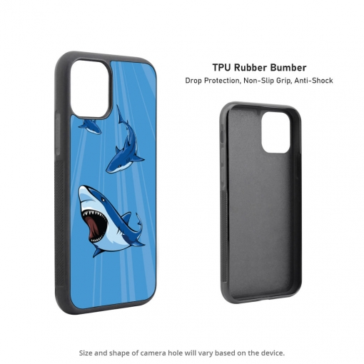 Sharks iPhone 11 Case