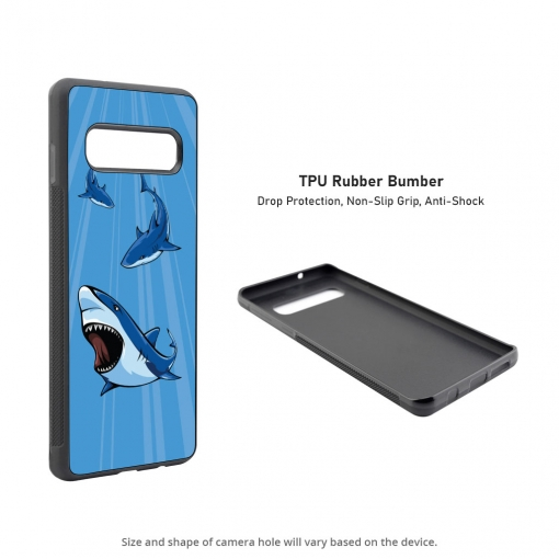 Sharks Samsung Galaxy S10 Case