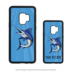 Blue Marlin Galaxy S9 Case