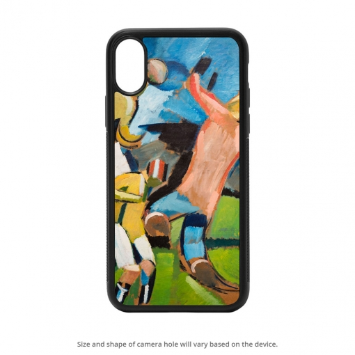 Soccer iPhone X Case
